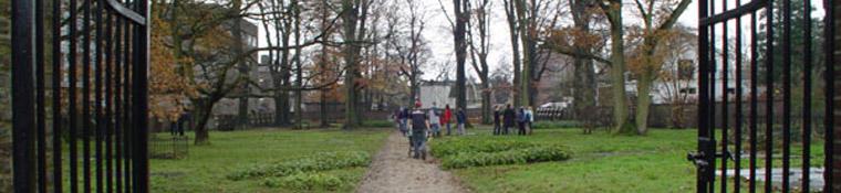 Stadspark de Hof - Gedenkt te sterven